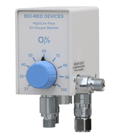 Air / Oxygen Mixers (Blenders)