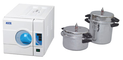 Digital Autoclaves & Steam Sterilizers